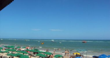 Frances Beach, Maceio, Brazylia