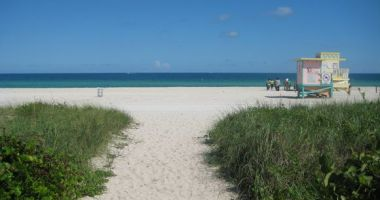 Haulover Beach Park, Bal Harbour, Stany Zjednoczone