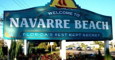 Navarre Beach, Navarre, Stany Zjednoczone