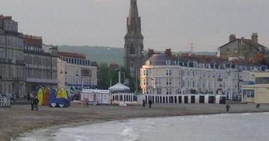 Weymouth Beach, Weymouth, Wielka Brytania