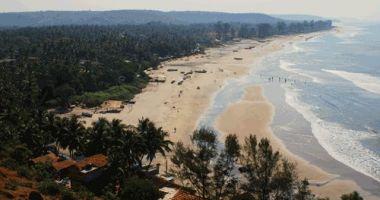 Arambol Beach, Arambol, Indie