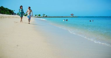 Nusa Dua Beach, Nusa Dua, Indonezja