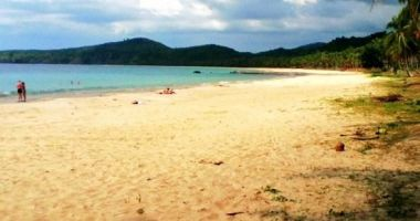 Nacpan Beach, El Nido, Filipiny