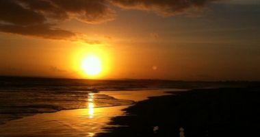 Saco beach, Aracaju, Brazylia