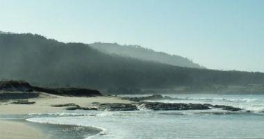 Carmel City Beach / Carmel River Beach, Carmel, Stany Zjednoczone