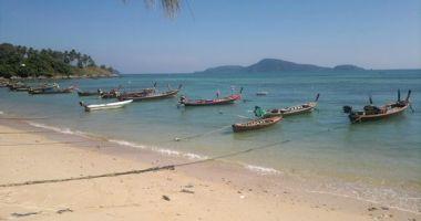 Rawai Beach, Rawai, Tajlandia