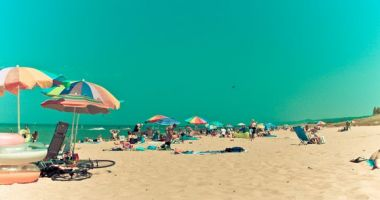 Oval Beach, Saugatuck, Stany Zjednoczone