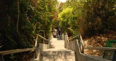 1,000 Steps Beach, Laguna Beach, Stany Zjednoczone