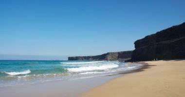 El Cotillo Beach & Lagoons, El Cotillo, La Oliva, Hiszpania