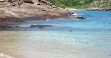 Ferradurinha Beach, Buzios, Brazylia