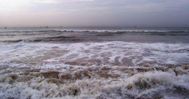Marina Beach, Ćennaj (Madras), Indie