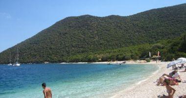 Antisamos Beach, Sami, Grecja