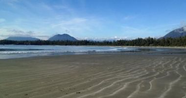 Chesterman Beach, Tofino, Kanada
