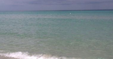 Alimini Beach, Otranto, Włochy