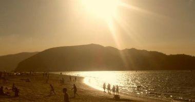 Troia Beach, Troia, Portugalia