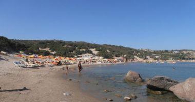 Paradise Beach, Kefalos, Grecja