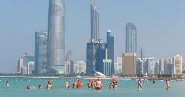 Corniche Beach, Abu Dhabi, Zjednoczone Emiraty Arabskie