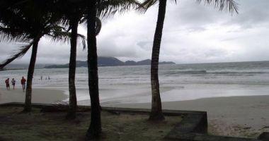 Toninhas Beach, Ubatuba, Brazylia