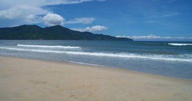 Non Nuoc Beach, Da Nang, Wietnam
