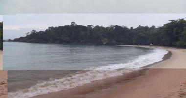 Felix Beach, Ubatuba, Brazylia