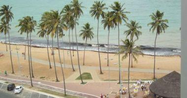 Jatiuca Beach, Maceio, Brazylia