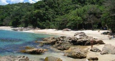 Cedro Beach, Ubatuba, Brazylia