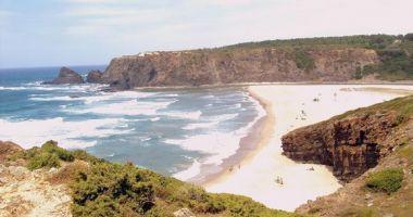Odeceixe Beach, Aljezur, Portugalia