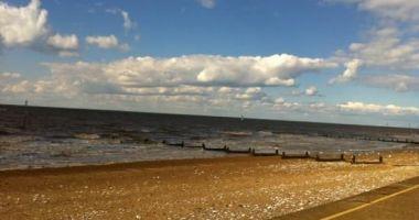 Hunstanton Beach, Hunstanton, Wielka Brytania