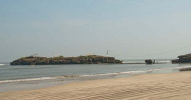 Nagoa Beach, Diu, Indie