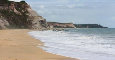 Pitinga Beach, Arraial d'Ajuda, Brazylia