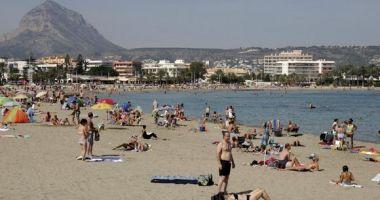 Arenal Beach, Javea, Hiszpania