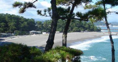 Katsurahama Beach, Kochi, Japonia