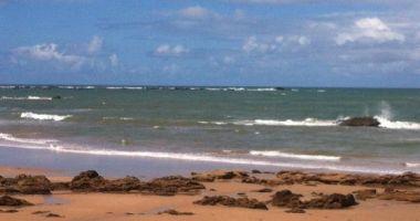 Itapua beach, Salvador, Brazylia