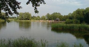 Plaża w Parku Kultury i Wypoczynku Mazowsze w Pruszkowie nad Gliniankami Hozera