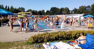 Pływalnia Letnia przy ul. Dekabrystów w Częstochowie