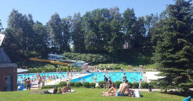 Kąpielisko otwarte MOSIR w Czechowicach-Dziedzicach