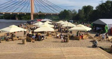 HotSpot Plaża Miejska we Wrocławiu nad Odrą