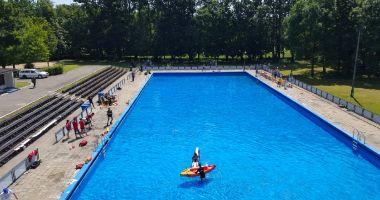 Pływalnia Letnia w Parku Kasprowicza w Poznaniu