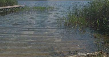 Plaża w Skorzęcin-Rybaki nad Jeziorem Niedzięgiel