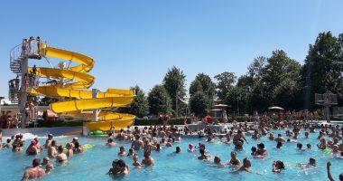 Letni Basen Kąpielowy OSiR w Strzegomiu