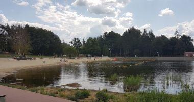 Kąpielisko MOSiR w Kamieniu