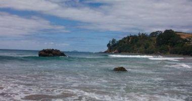 Plaża Hot Water Beach, Hot Water Beach, Nowa Zelandia