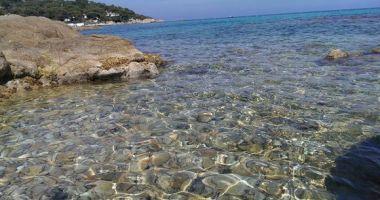 Escalet Beach, Ramatuelle, Saint-Tropez, Francja