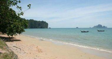 Ao Nang Beach, Ao Nang, Krabi, Tajlandia