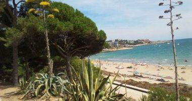 Llarga Beach, Salou, Hiszpania