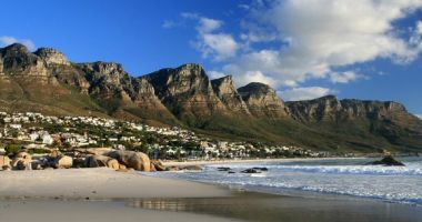 Camp's Bay Beach, Camps Bay,