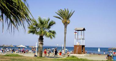 Mckenzie Beach, Larnaka, Cypr