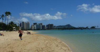 Ala Moana Beach Park, Honolulu, Stany Zjednoczone