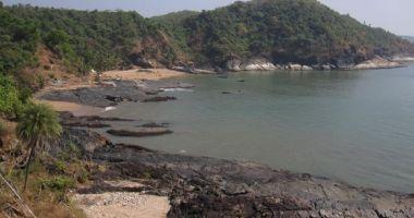 Paradise Beach, Gokarna, Indie