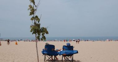 Holland State Park Beach, Holland, Stany Zjednoczone